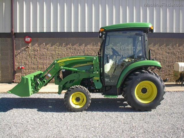 2012 John Deere 3720