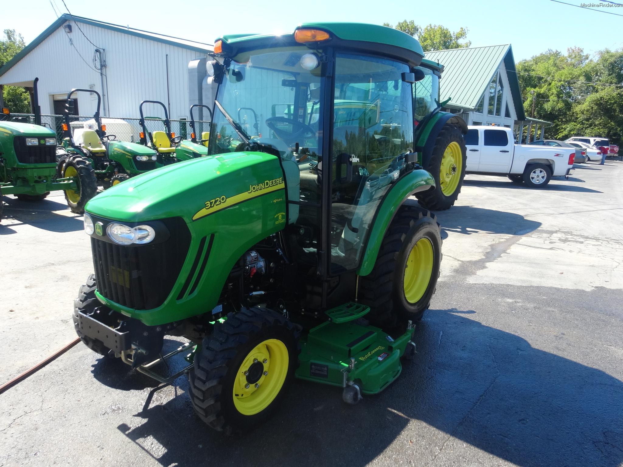 2010 John Deere 3720 Tractors - Compact (1-40hp.) - John Deere ...