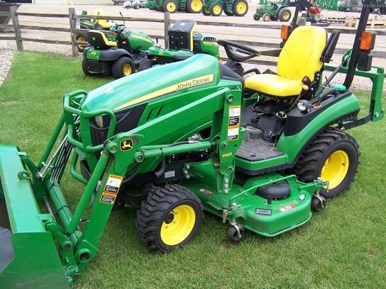 Pics Photos - John Deere 1025r Tractor