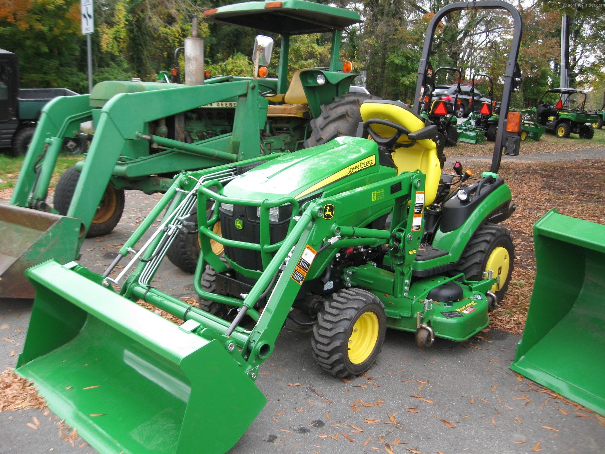 2014 John Deere 1025R Tractors - Compact (1-40hp.) - John Deere ...