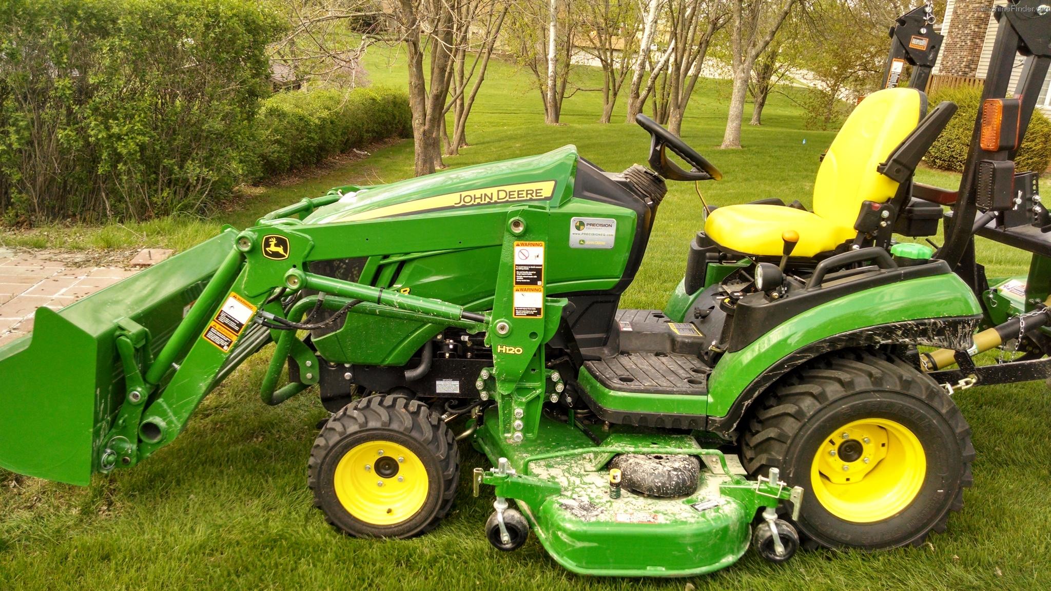 2013 John Deere 1025R Tractors - Compact (1-40hp.) - John Deere ...