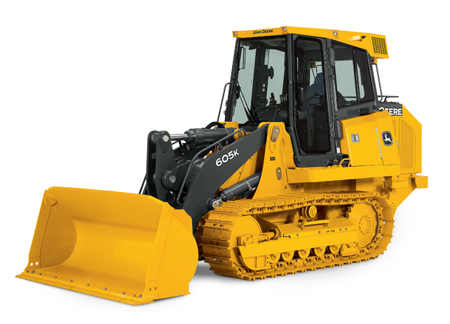 john deere crawler loaders