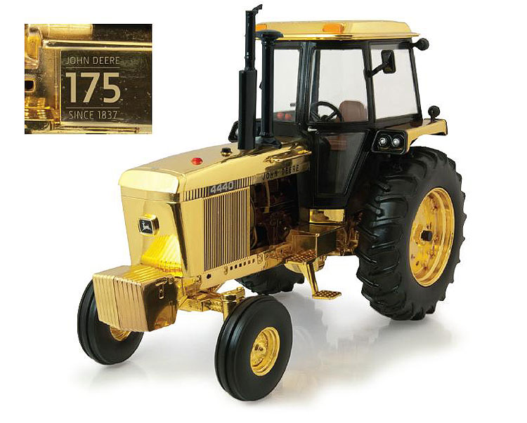 John Deere 4440 Tractor - 175th Anniversary Collector Edition Diecast ...