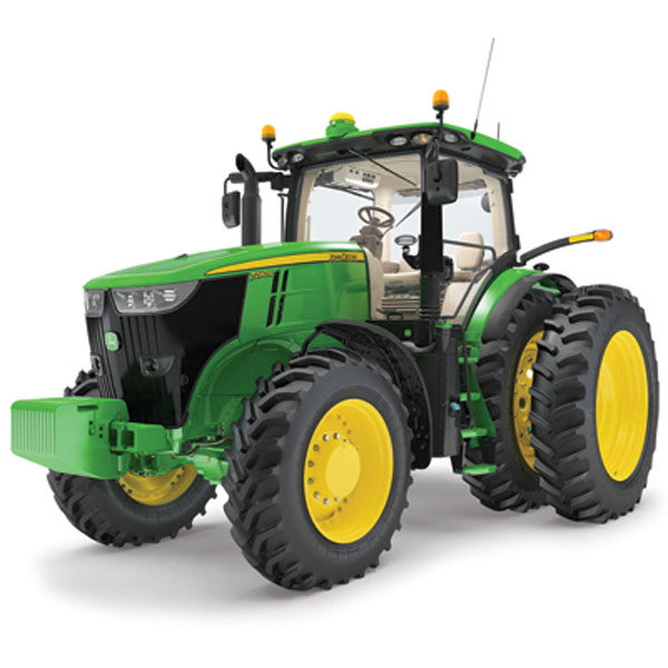 John Deere 1:16 scale Prestige Collection 7290R Replica Tractor ...
