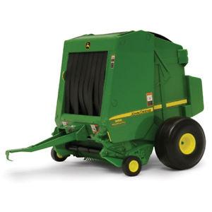 John-Deere-1-16-569-Round-Baler-Diecast-Ertl-Farm-Toy-Age-3-LP51302 ...