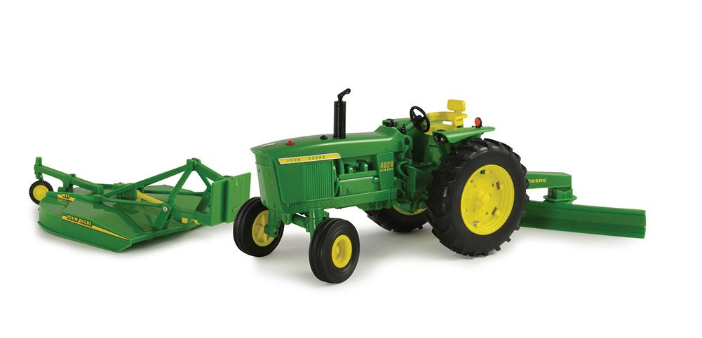 Ertl 1 16 Big Farm Lights Sounds John Deere 4020 Tractor Accessories ...