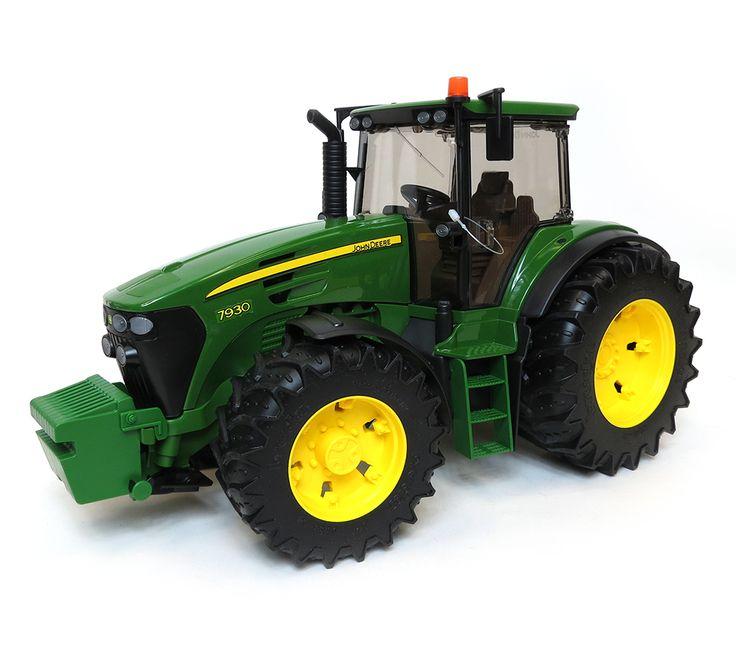 about John Deere 7930 on Pinterest | Tractors, John deere tractors ...