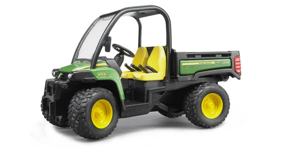 Bruder 02491 John Deere Gator XUV 855D - Farm Toys Online