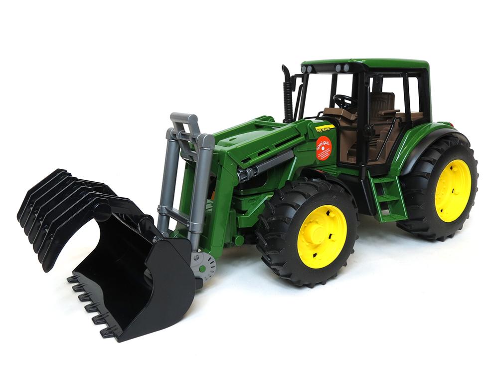 Farm Toy Replicas > John Deere > John Deere Tractors >
