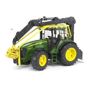 Bruder 03053 John Deere 7930 Forestry Tractor Scale 1:16 was $109 ...