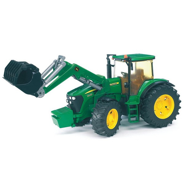 Bruder Toy 03051 John Deere 7930 with Front Loader