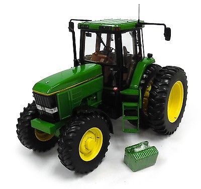 2015 ERTL 1:16 *PRECISION ELITE #4* John Deere 7800 Tractor w/DUALS ...