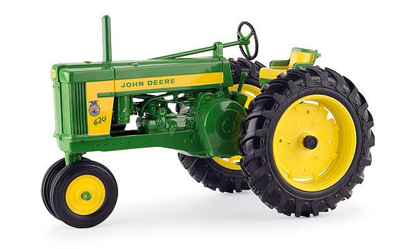 45531 - ERTL John Deere 620 National FFA Tractor