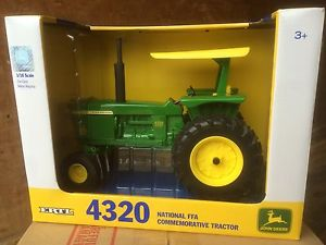 ERTL 1:16 JOHN DEERE 4320 National FFA Commemorative tractor | eBay