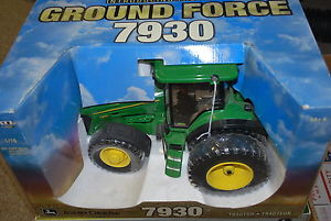 about 1/16 John Deere 7930 Ground Force tractor, dealer edition ...
