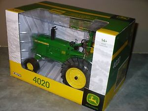 Details about 4020 1/16 Toy Tractor JOHN DEERE TRACTOR & ENGINE MUSEUM ...