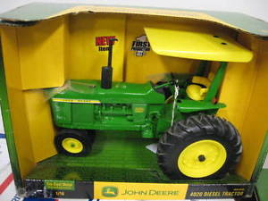 Details about 1/16 4020 John Deere tractor w/ narrow front & rops ...
