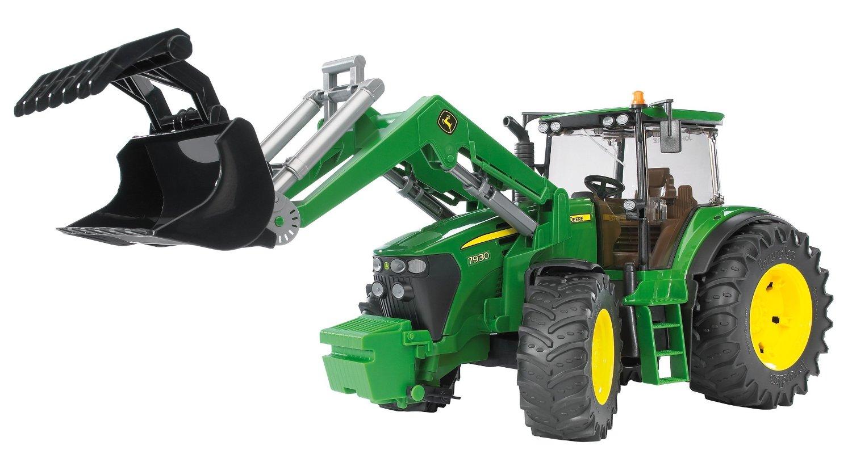 Home / Bruder Toys / Bruder John Deere 7930 Tractor with Loader