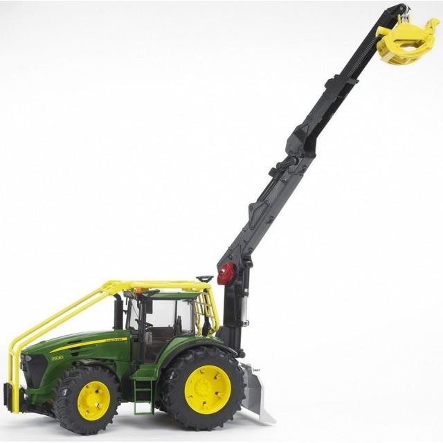 Bruder John Deere 7930 Forestry Tractor 03053 - Farm Toys Online