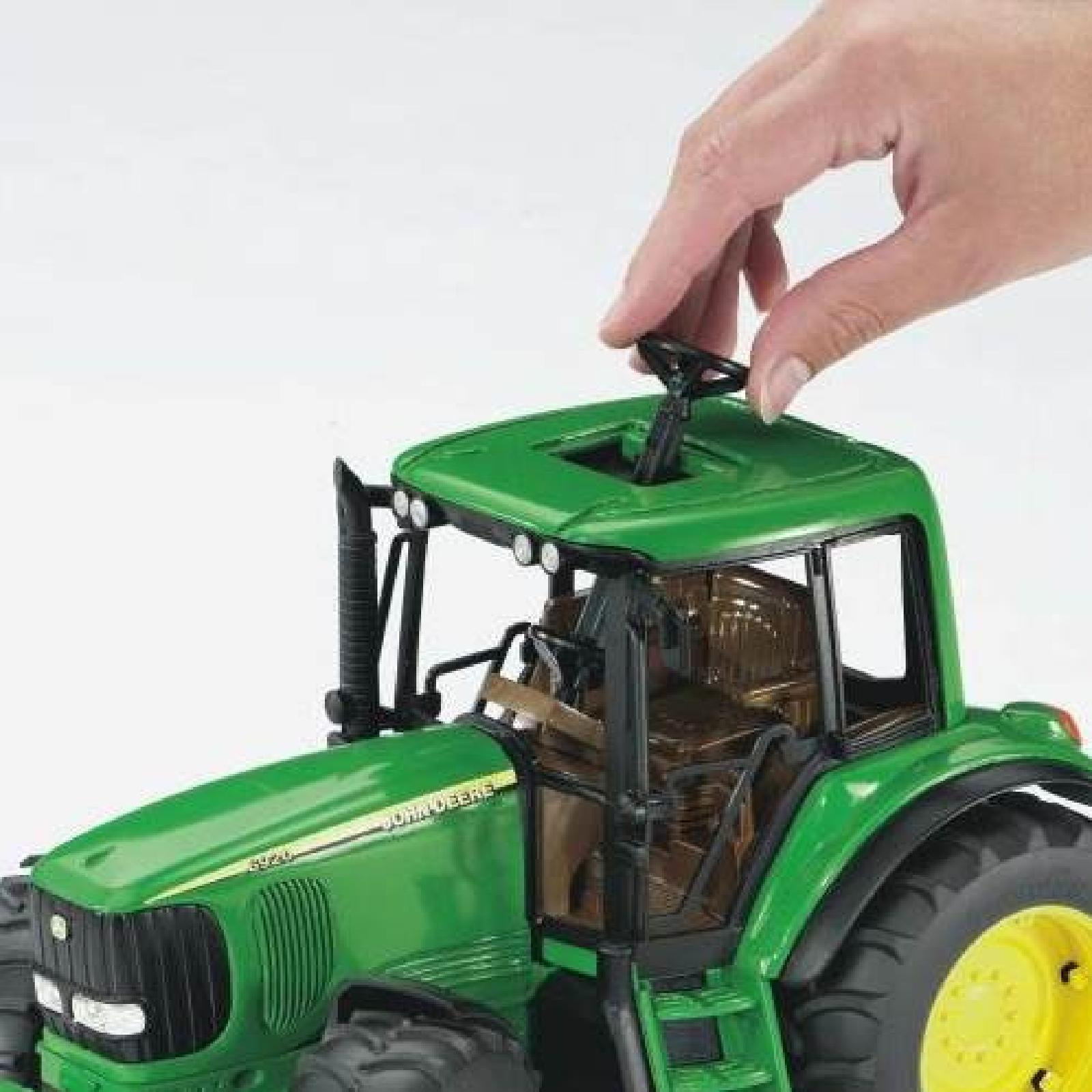 Bruder Toys 02050 Pro Series John Deere 6920 Tractor Toy Model 1:16 ...