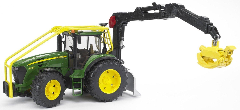 Home / Bruder Toys / Bruder John Deere 7930 Forestry Tractor
