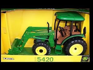 ... Manufacture > See more 1 16 John Deere 5420 With 541 Loader Ertl