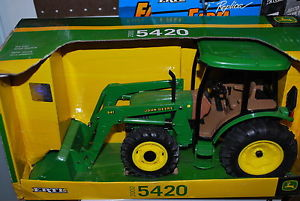 16-John-Deere-5420-tractor-w-loader-by-Ertl-NICE-Hard-to-find-new-in ...