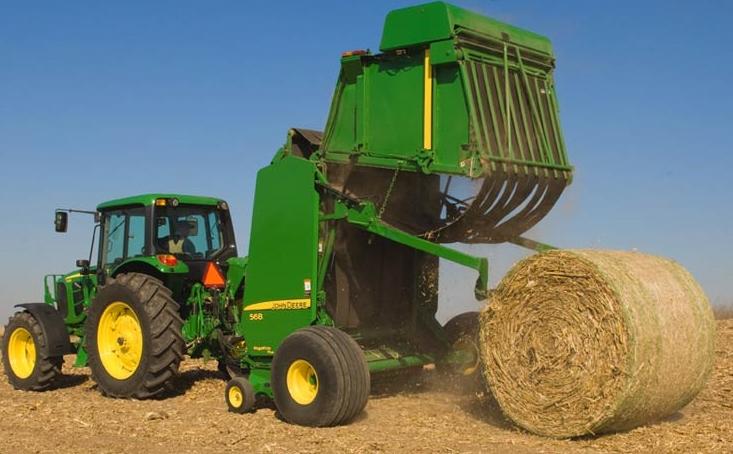 Used John Deere Balers That Simplify the Haymaking Process