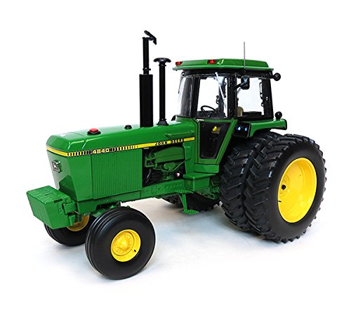 John Deere TBE45464 Precision Elite Series 4840 Tractor Toy (1/16 ...