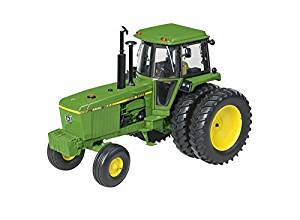 .com: John Deere TBE45464 Precision Elite Series 4840 Tractor Toy (1 ...