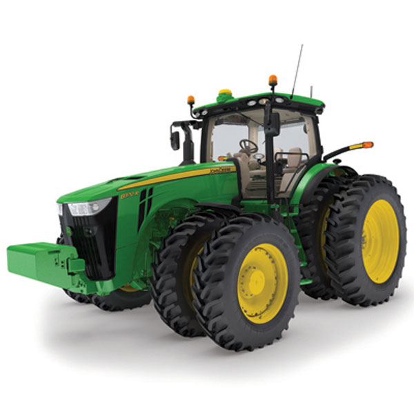 John Deere 1:16 scale Prestige Collection 8370R Replica Tractor ...