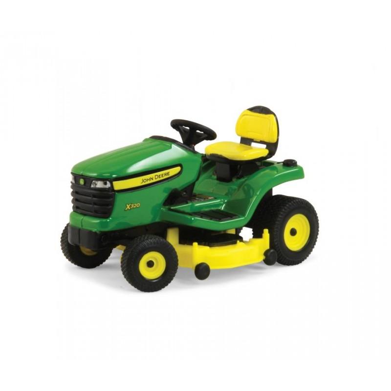 Home > Cars & Vehicles > John Deere > 1:16 John Deere X320 Mower