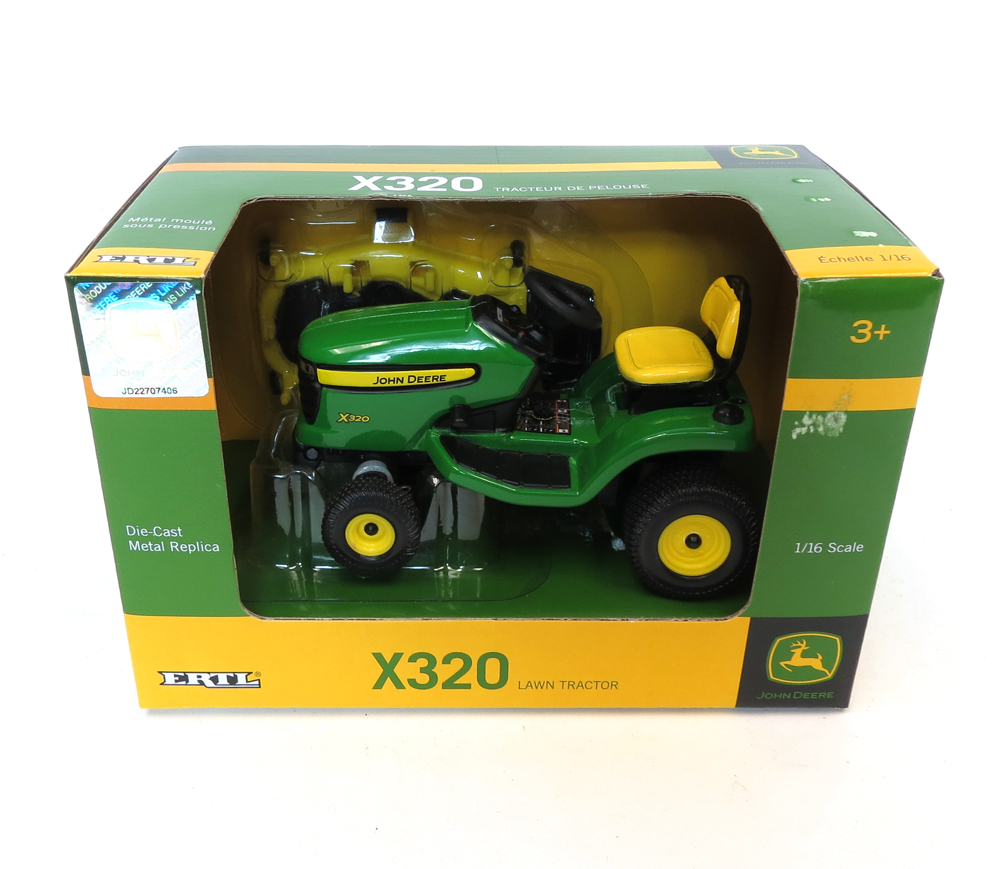 16th John Deere X320 Lawn Mower
