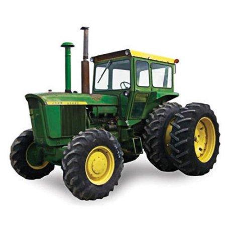 Tomy - 1/16 John Deere 4620 Tractor With - Walmart.com