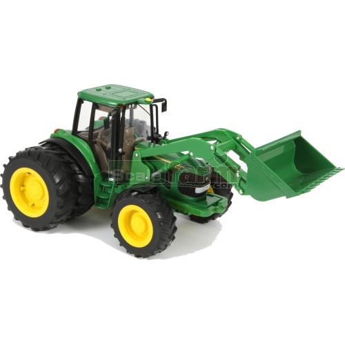 6830s tractor with dual wheels big farm big farm from britains 1 16 ...