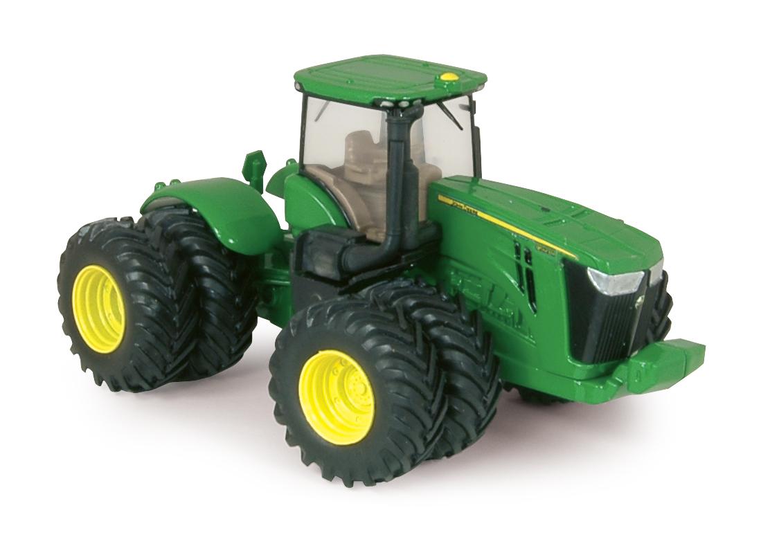 John Deere 9560R 4 WD Dual Wheels All Around | Down On The Farm