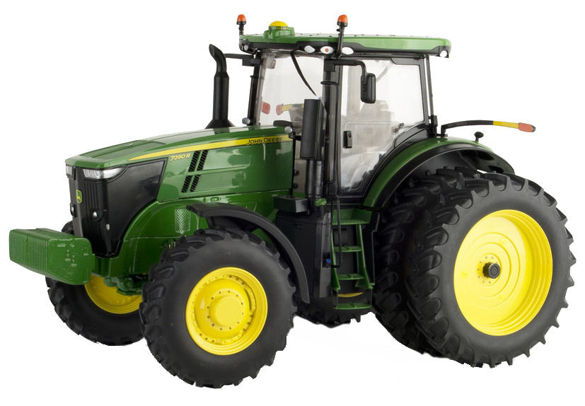 45475 1/16 John Deere 7290R Tractor with Duals | Action Toys