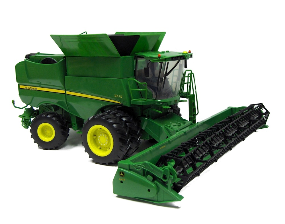 Farm Toy Replicas > John Deere > John Deere Combines >