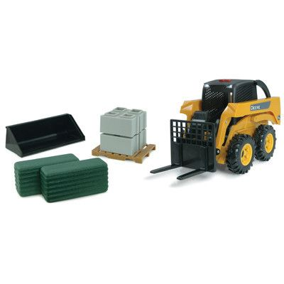 16 Big Farm Skid Loader Set – GreenToys4u.com