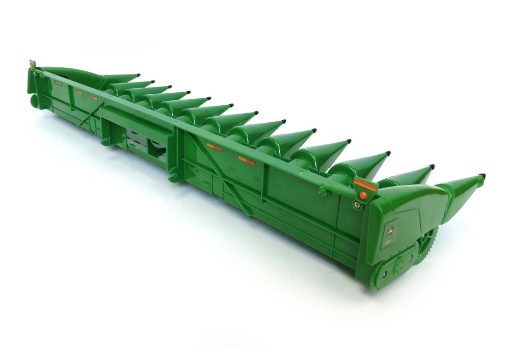 16th John Deere 612C 12 Row Corn Header for the Big Farm S670 ...