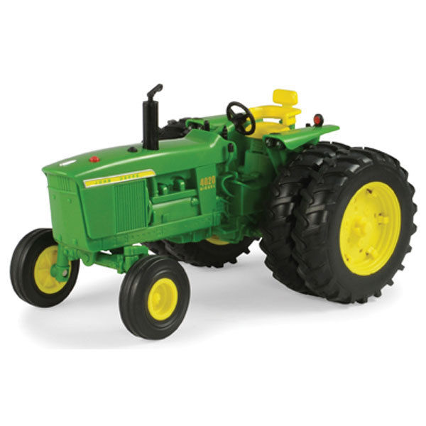 NEW John Deere Big Farm Series 4020 Tractor Lights and Sounds 1/16 ...