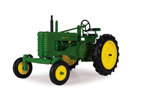 ERTL John Deere Late Styled BW Tractor