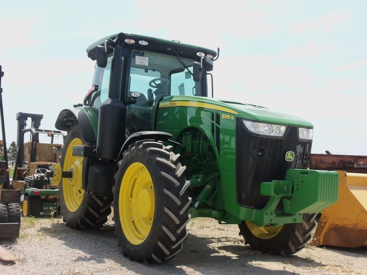 John Deere X748 on Pinterest | Compact Tractors For Sale, John Deere ...