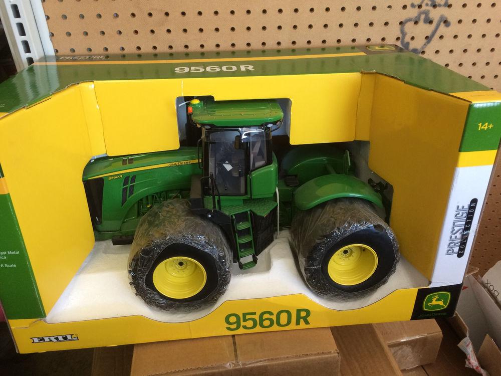 ERTL 1:16 JOHN DEERE 9560R 4WD Tractor PRESTIGE | eBay