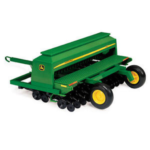 Details about NEW John Deere 1590 Grain Drill 1/16 Scale Die-Cast ...