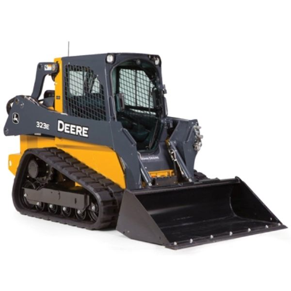 NEW John Deere 323E Compact Track Loader, 1/16 Scale, Ages 14 ...