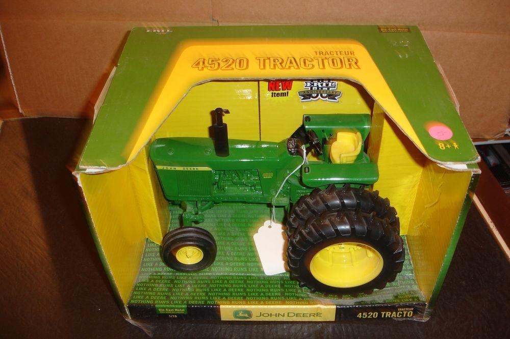 16 john deere 4520 toy tractor | eBay