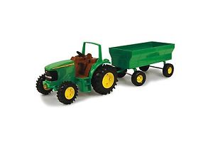 NEW-John-Deere-8-034-Tractor-with-Flare-Box-Wagon-Kid-Tough-Ages-3 ...