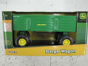Details about John Deere Ertl Barge Wagon 1:16 Scale Die Cast TBE37171 ...
