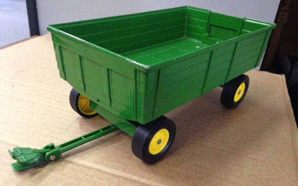 ERTL Barge Wagon 0828 Flare Box Wagon - John Deere? - Used   eBay